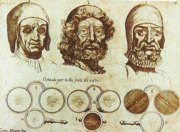 b1e65308c2ef5 História dos Óculos. Breve relato sobre origem e evolução.